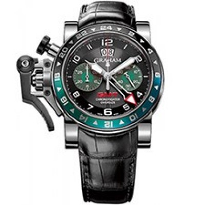 Chronofighter. Oversize GMT